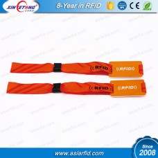 Access Control RFID Wristbands At Music Festivals
