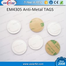 Low Frequency On Metal RFID Tags EM4305