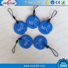 ISO14443A NFC Epoxy Tag,NFC Jelly Tag NTAG213