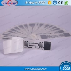 860 - 960 MHz UHF RFID Label Alien 9762