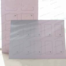 2*5 A4 RFID Smart Card Inlay Sheet 1K Fudan F08