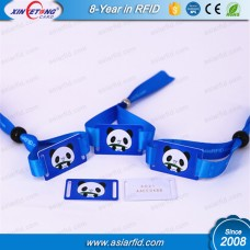 RFID Woven Wristbands For Events Classic 1K