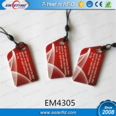 Rewritable/Programmable EM4305 Card