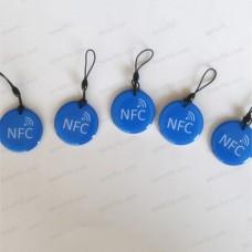 Waterproof NTAG213 Epoxy NFC Tag QR Code