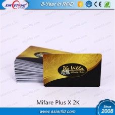4C Printing RFID MF Plus X 2K Card