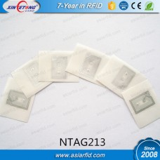 15*20MM Small NTAG213 Wet Inlay
