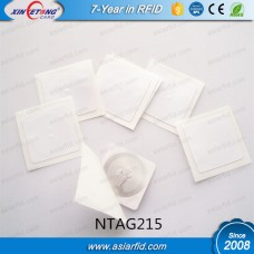 NTAG215 NFC Sticker Blank
