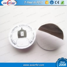 20/30/40/MM PVC On Metal NFC Tags Ultralight/NTAG213