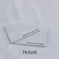125KHZ RFID Card White Blank UID Printing