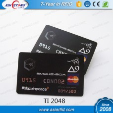 ISO15693 RFID Smart Cards TI2048(Tag It)