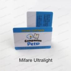 ISO14443A Prining NFC Cards MF Ultralight