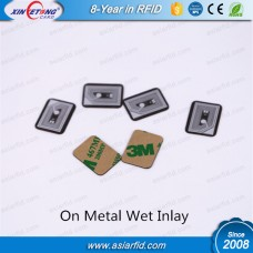 HF On Metal NFC Wet Inlay NTAG213 15*20MM