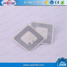 ISO14443A RFID MF 1K Inlay 50*50MM