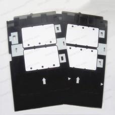 Custom Size 3-UP Inkjet Plastic Cards