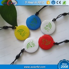 13.56MHZ NFC Jelly Tag,NFC Epoxy Tag