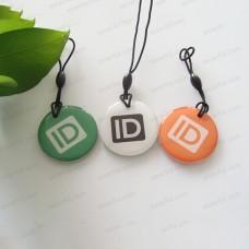 13.56MHZ NTAG213 NFC Epoxy Keyfob,NFC Epoxy Keytag,NFC Epoxy Keychain