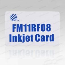 13.56MHZ Inkjet Printable Cards 1K F08