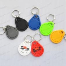 125KHZ RFID Keyfobs TK4100/EM4200 Logo Printing