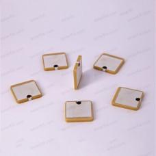 UHF Anti-Metal Ceramic RFID Tag Monza4QT
