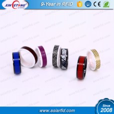 Hot Sale Durable Ceramic NFC Ring NTAG213 20MM