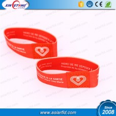 Hot Stretch RFID Wristband Classic 1K For Access Control
